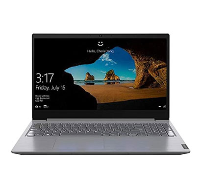 lenovo v15 (82c70017ih) laptop (amd ryzen 3 3250u/ 4gb ram/ 1tb hdd/ windows 10/ amd radeon graphics/ grey), 1.85kg