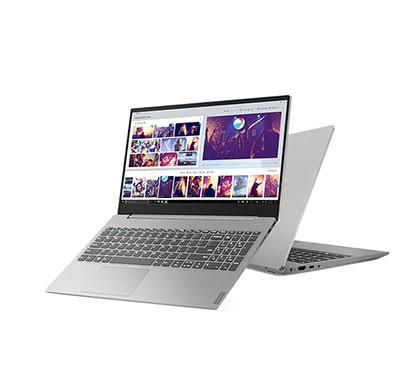lenovo slim3-15ada (81w100hkin) laptop (amd athlon-3050u/ 4gb ram / 1tb hdd/ windows 10 home/ ms office/ 15.6 inch screen/ 1 year warranty) silver