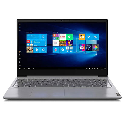 lenovo v15 ada (82c700h3ih) laptop (amd ryzen 3-3250u/ 4gb ram/ 1tb hdd/ windows 10 home / 15.6 inch/ 1 year warranty), iron grey