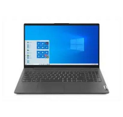 lenovo ideapad 15alc05 (82ln00a3in) laptop (amd ryzen 7-5700u/ 16gb ram/ 512gb ssd/ windows 10 + ms office/ amd radeon graphics/ 15.6 inch screen), 1 year hard bundled premium care & adp