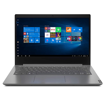 lenovo v14 (81ya002gih) thin and light laptop (intel core i3/ 8th gen/4gb ram/ 1tb hdd/ windows 10 home/14-inch hd /1.6 kg), 1 year warranty