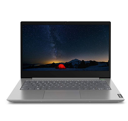 lenovo thinkbook 14 (20rv00blih ) laptop (intel core i3-10110u/ 10th gen / 4gb ram/ 1tb hdd / 14 inch screen / no odd/ dos/ 1 year warranty), mineral grey
