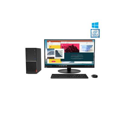 lenovo v530 pg01mmab desktop (intel core-i5-8400/ 8th-gen/4 gb ddr4/1 tb hdd/ windows 10 pro / 18.5 inch display) 3 years warranty