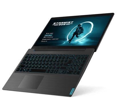 lenovo ideapad l340 (81lk01j7in) laptop (intel core-i7-9750hf/ 9th-gen/ 8gb ram/ 1tb hdd + 256gb ssd/ windows 10 + ms office h&s 2019/ 15.6 fhd ips anti-glare/ 4gb graphics/ 2.2kgs), black
