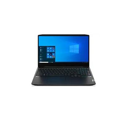 lenovo ideapad gaming 3i (81y400bsin) laptop (intel core i5/ 10th gen/ 8gb ram/ 1tb hdd/ 256gb ssd/ windows 10 home/ ms office/ 4gb gtx 1650 ti graphics/ 15.6 inch fhd/ 1 year warranty), black