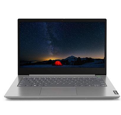 lenovo thinkbook 14 (20sl005tih) 14-inch full hd thin and light laptop (intel core i3-1005g1/ 10th-gen/ 4gb ram/ 1tb hdd/ windows 10 pro/ no dvd/ 1 year warranty),mineral grey