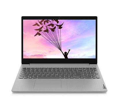 lenovo ideapad slim 3i (81we00rnin) laptop (intel core i5-1035g1/ 10th gen/ 8gb ram / 1tb hdd/ windows 10 home sl/ 15.6 inch/ 1 year warranty) platinum grey