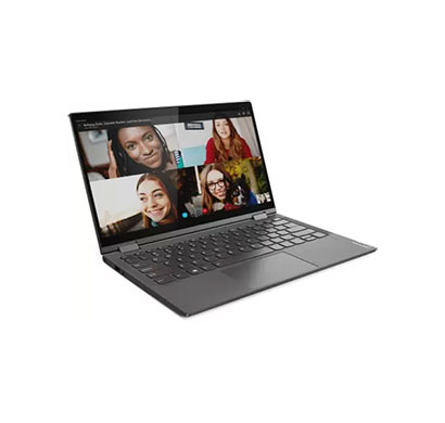 lenovo yoga c640-13iml (81ue0085in) laptop (intel core i5/ 10th gen/ 8gb ram/ 512gb ssd/ windows 10 home + ms office/ no dvd/ intel uhd graphics/ 13.3 inches/ 1 year warranty) grey