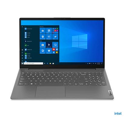 lenovo v15 g2-itl 82kb00jrih laptop (intel core i5-1135g7/ 11th gen/ 8gb ram/ 512gb ssd/ dos/ 15.6 inch fhd/ 1 year warranty), iron grey