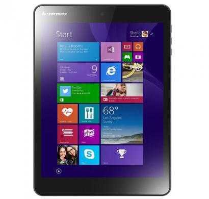 lenovo miix 3-830 tablet (wifi), ebony black