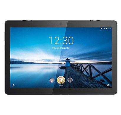 lenovo tab m10 (za4k0028in) 10.1 inch (3gb ram/32gb storage/wi-fi + 4g lte), slate black