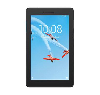 lenovo tab e7 (tb-7104i) tablet ( 1gb ram/ 8gb rom/ wi-fi + 3g + voice calling), slate black