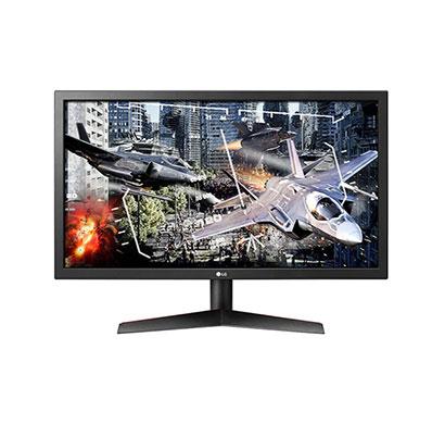 lg 59.94 cm (24 inch) led display full hd tn panel gaming monitor (24gl600f-b)