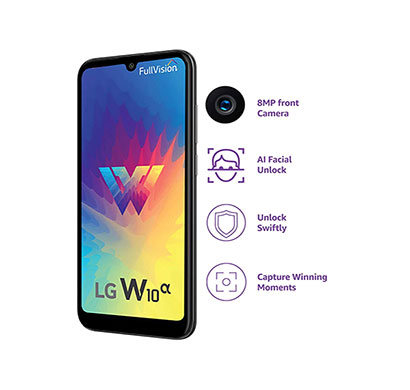 lg w10 alpha (3gb ram, 32gb storage) mix colour