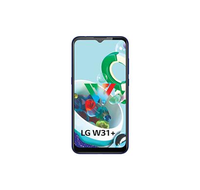 lg w31+ (4gb ram/ 128gb storage/ 6.52 inch), mix colour