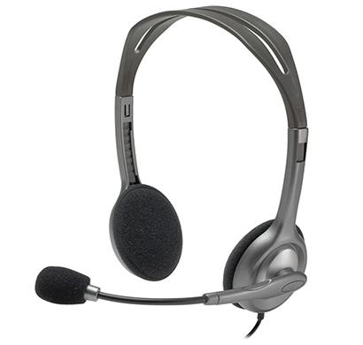 logitech (h111) stereo headset