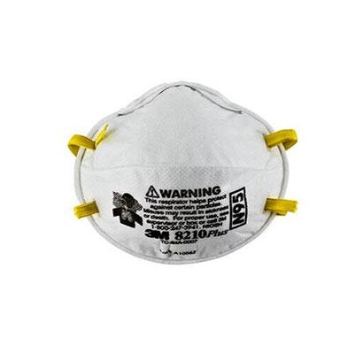 3m 8210plus n95 respirator protection mask