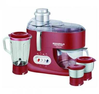maharaja whiteline ultimate jx-101 550w juicer mixer grinder