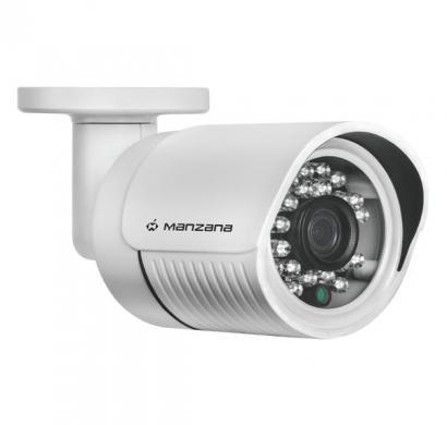 manzana ip 1.0 bullet camera mz-ib7213poe-1.0m