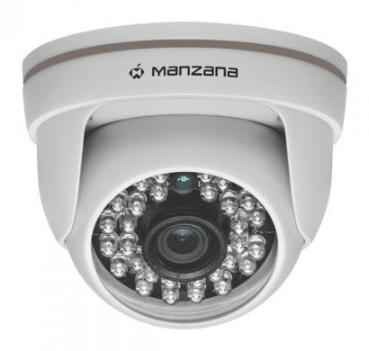 manzana ip 1.0 dome camera mz-id7213poe-1.0m