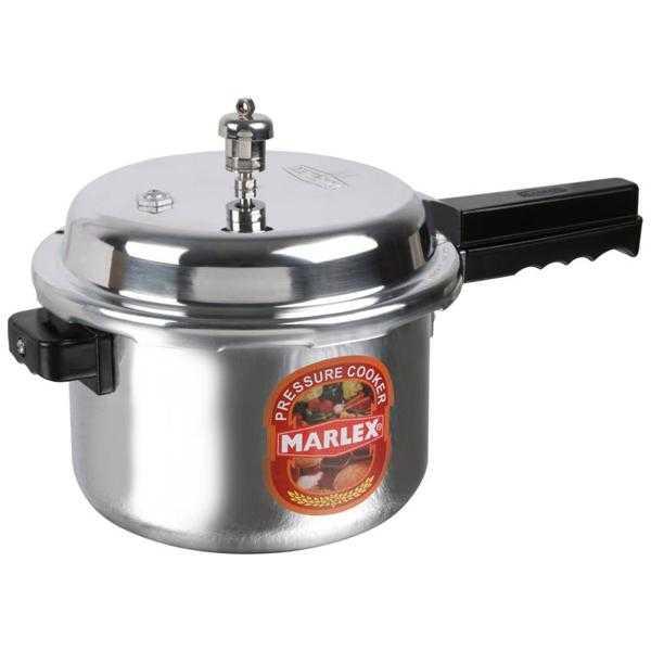 Marlex Hard Outer Lid 9L Pressure Cooker