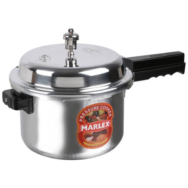 Marlex Hard Outer Lid Regular Premium 5 L Pressure Cooker