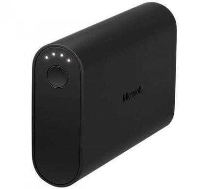 microsoft dc-32 5200 mah power bank (black)