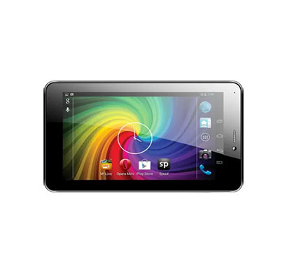micromax funbook p365 tablet (wifi, 3g via dongle), black