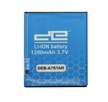 mobile phone battery a7star 1200 mah