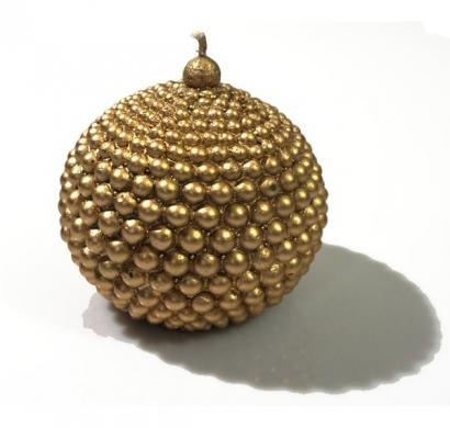 moti ball candle