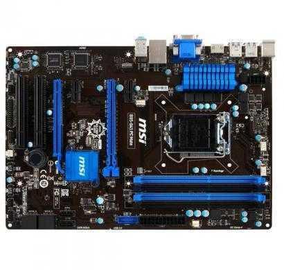 msi b85m-e45 intel lga1150 b85 micro-atx motherboard