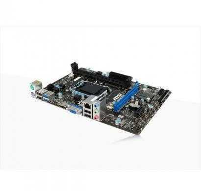 msi h81m-e33 desktop mother board(military classes) lga1150 with hdmi port