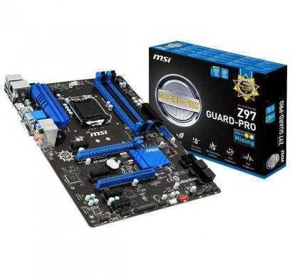 msi z97 guard pro motherboard
