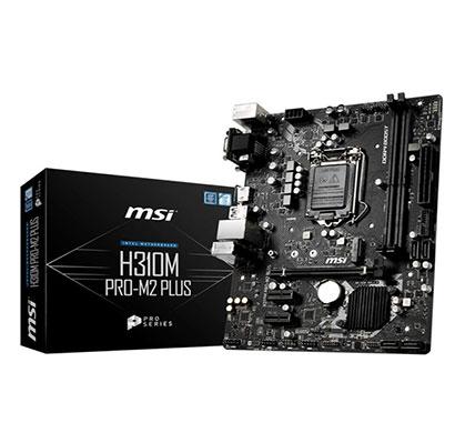 msi h310m pro-m2 plus motherboard