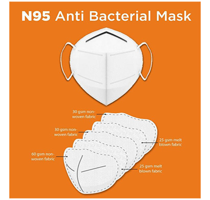 n95 (zm03) respiratory protection anti bacterial face mask