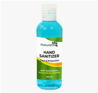 naturede hand sanitizer 100ml
