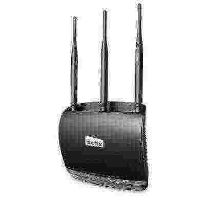 netis wf2533 300mbps wireless n high power router