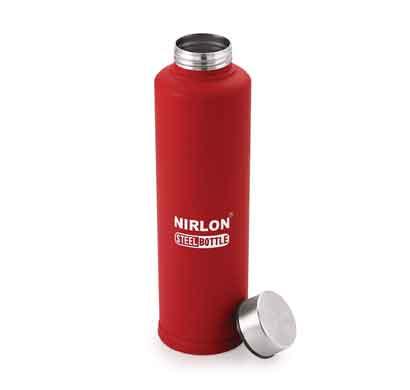 nirlon aqua stainless steel water bottle (1000ml)