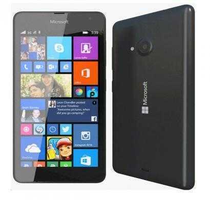 nokia lumia 535 black