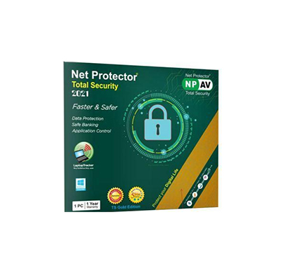 npav net protector total security 2021- 1 pcs, 1 year