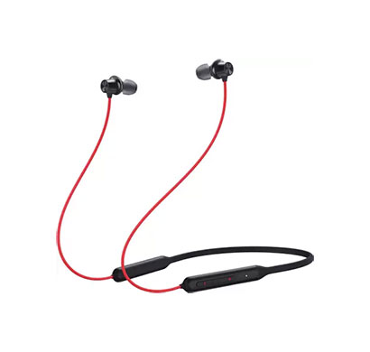 oneplus (e304a) bullets wireless z bass edition (reverb red)