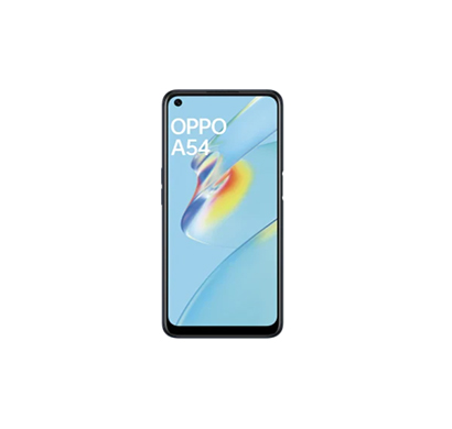 oppo a54 (4gb ram/ 128gb rom/ 6.51-inch), mix colour
