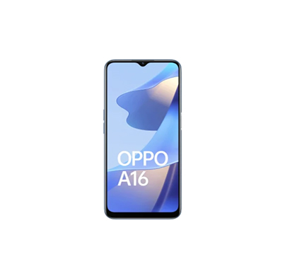 oppo a16 (4 gb ram, 64 gb rom, 6.52 inch) mix colour