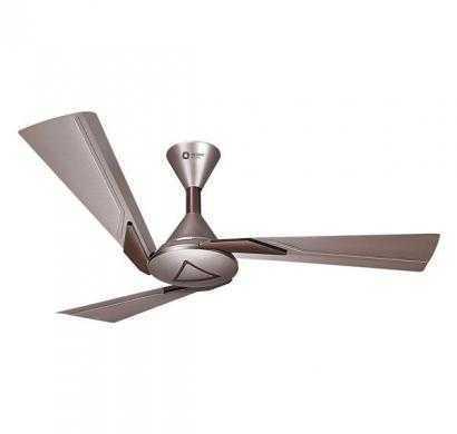 orient orina 3 blades 1200 mm ceiling fan copper brown