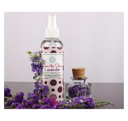 over the skin lavender massage oil, 5 ltr