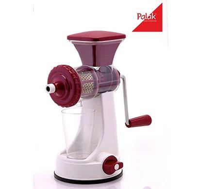 palak (b0788sdhzl) fruit & vegetable juicer mixer grinder/maroon color