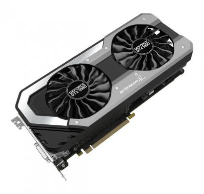 palit graphic card geforce gtx 1080 super jetstream 8gb gddr5x, 256 bit, dual fan, dvi,hdmi, 3-dp