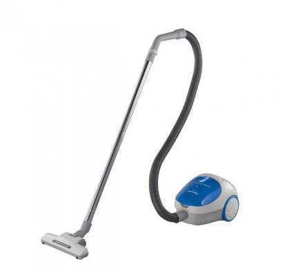 panasonic dry vacuum cleaner grey & blue