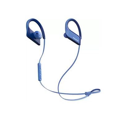 panasonic rp-bts35e-a bluetooth headset (blue, in the ear)