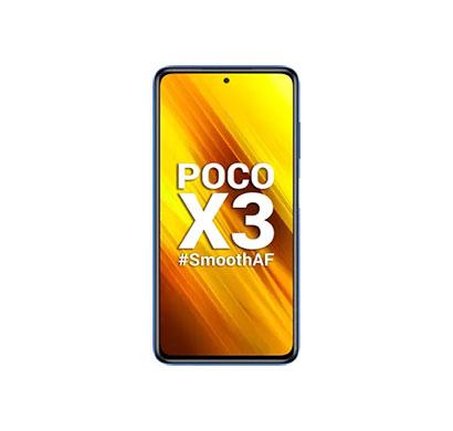 poco x3 (6 gb ram/ 64 gb storage/ 6.67 inch) mix colour